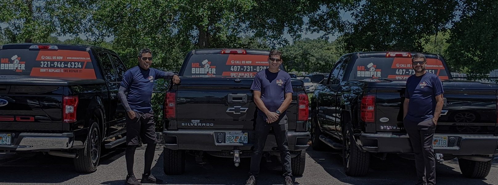 Mobile Bumper Repair Services